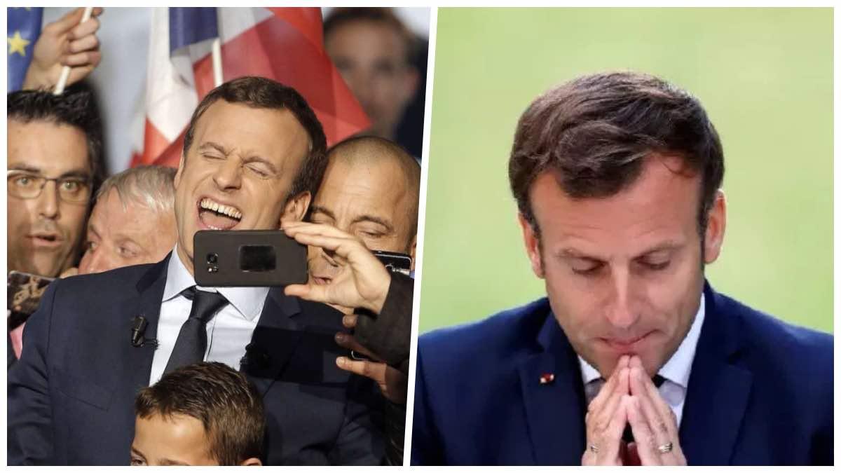 14 juillet : Emmanuel Macron échappe de peu à un terrible attentat.