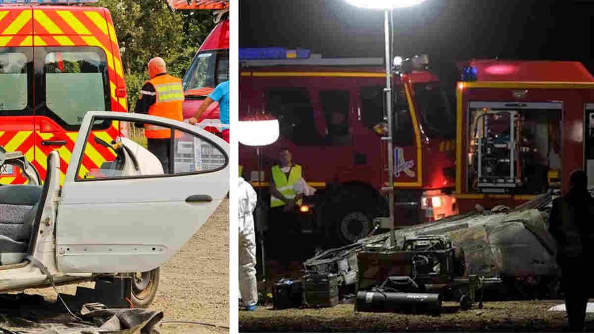 Accident sur l'autoroute A7 : Cinq enfants âgés de 3 à 14 ans ont été morts brûlés. Que s'est-il réellement passé ?