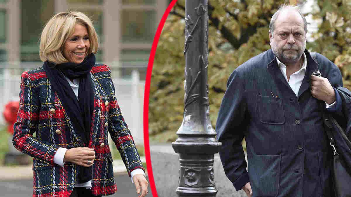 Brigitte Macron : cette relation cachée avec Eric Dupont-Moretti.