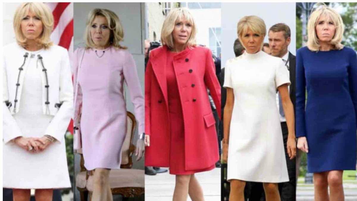 Brigitte Macron mène la vie de luxe grâce à l'argent du contribuable !