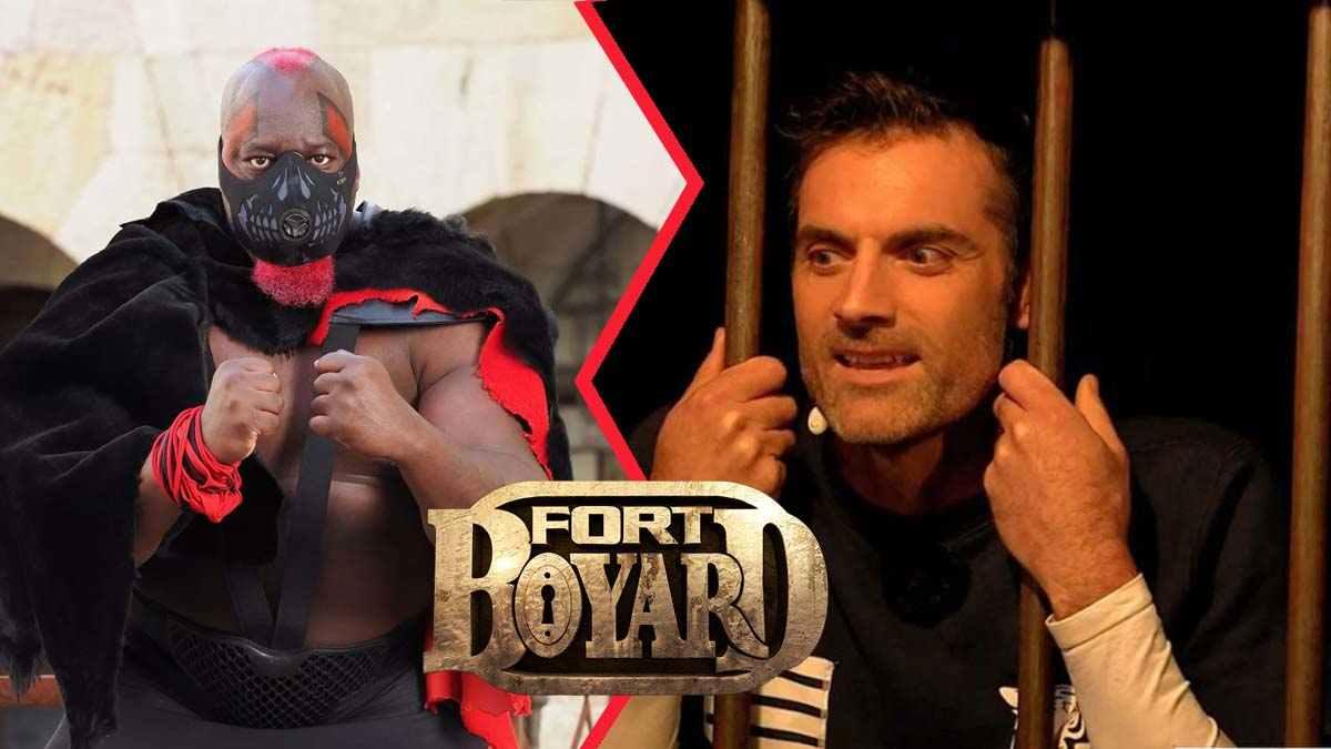 Fort Boyard : le magnifique exploit de Gil Alma face à Big Boo sous l'admiration de son équipe.