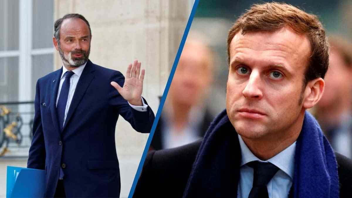Indifférent ! Edouard snobe Emmanuel Macron