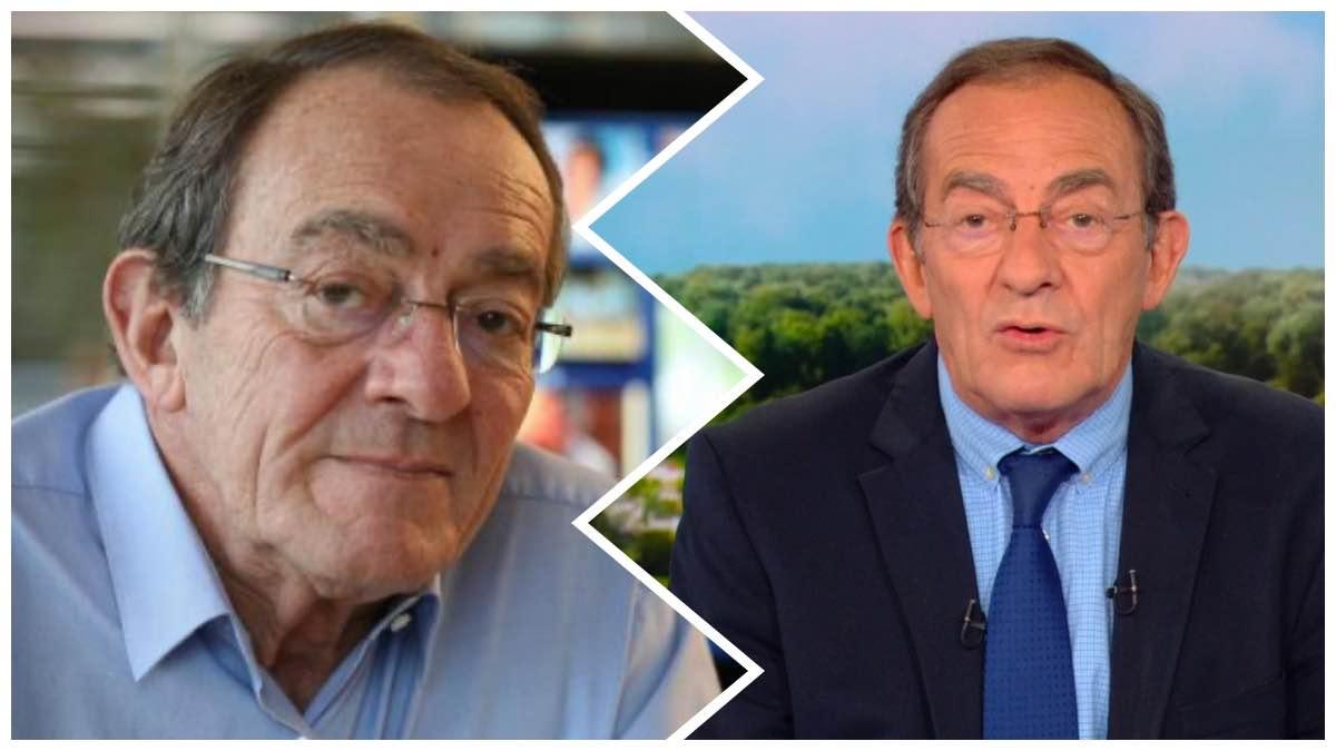 Jean-Pierre Pernaut accablé par la menace du gouvernement rouspète !