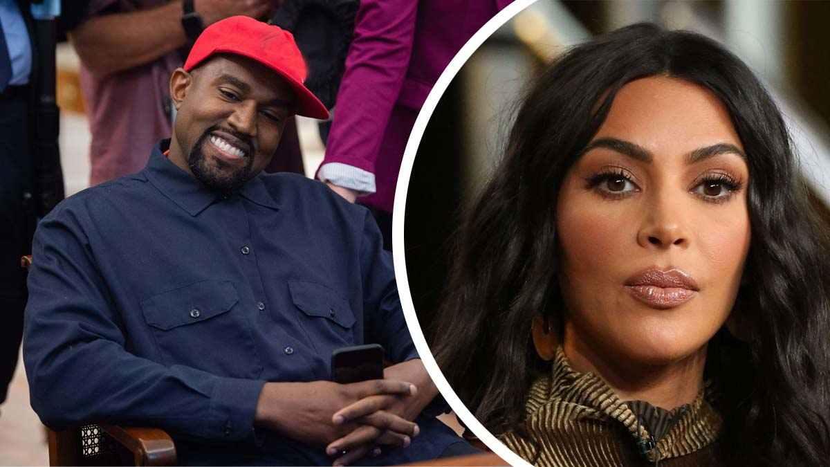 Kim Kardashian exhorte son mari Kanye West d'abandonner les élections présidentielles.