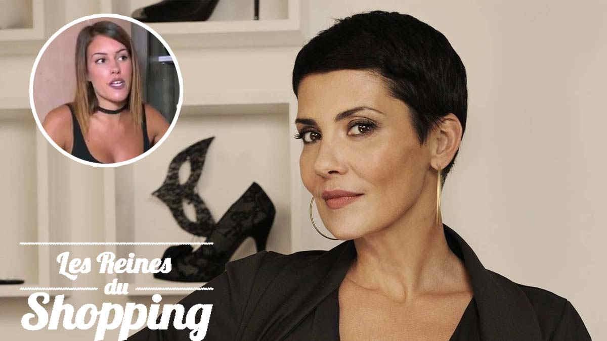 Les Reines du shopping : Cristina Cordula rappelle à l'ordre une candidate prétentieuse.