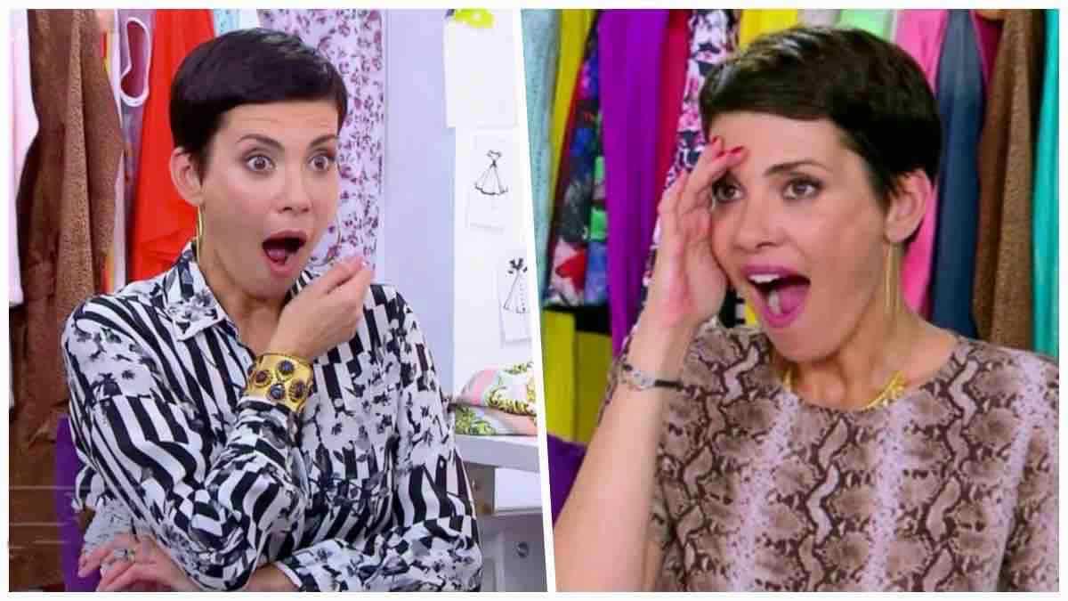 Les reines du shopping : Cristina Cordula terriblement choquée par la mise en beauté d'une esthéticienne.