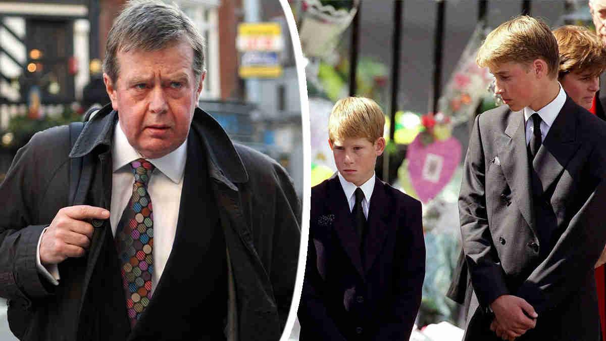 L'ex-garde du corps de Lady Di se souvient d'une querelle déchirante entre Harry et William