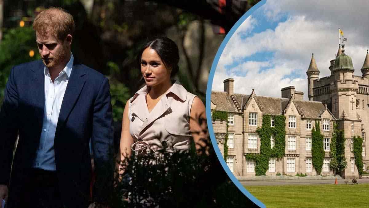 Meghan Markle et Harry bannis définitivement du château de Balmoral?