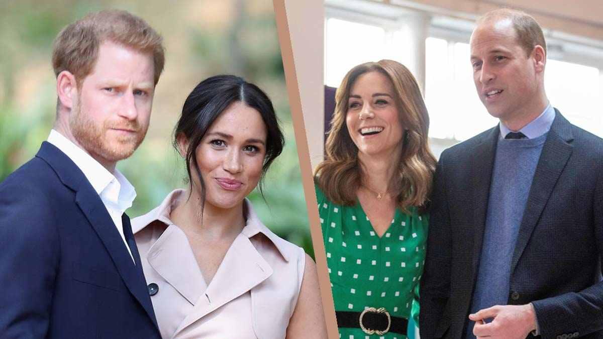 Meghan Markle et Harry : leur gros reproche à Kate Middleton et le prince William ; leurs proches s'en mêlent.