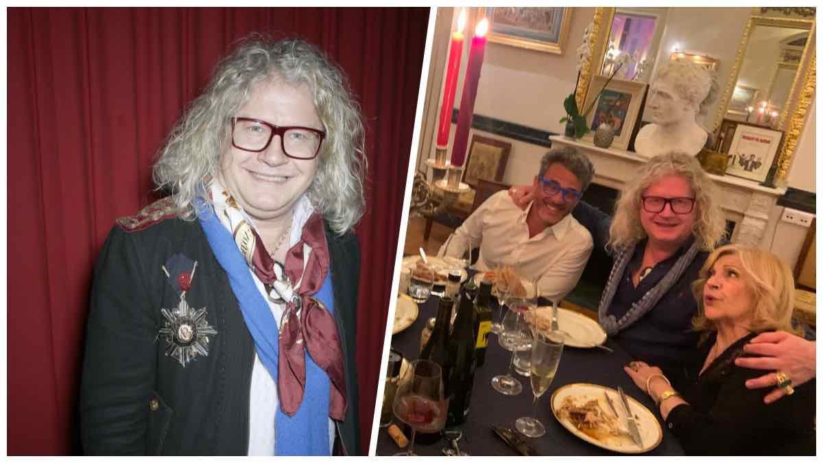Pierre-Jean Chalençon : En très bonne compagnie pour la soirée du 14 juillet aux côtés d'une star d'Affaire conclue et d'une célèbre chanteuse.