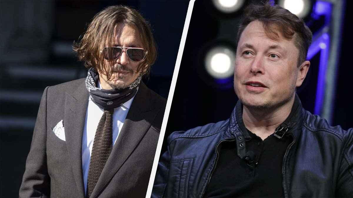 Procès Johnny Depp : Elon Musk furax somme l'acteur de régler leur différend dans un « combat en cage ».
