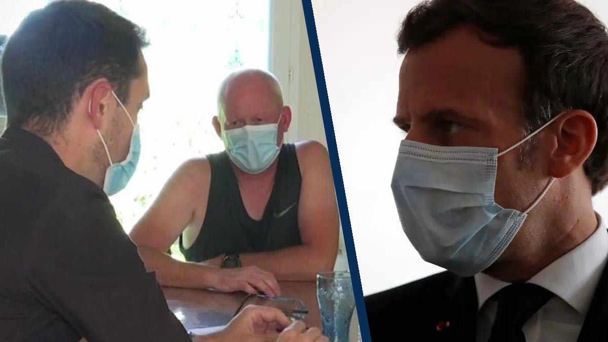 Un homme asthmatique de 51 ans viré « comme un chien » pour avoir ôté son masque quelques secondes