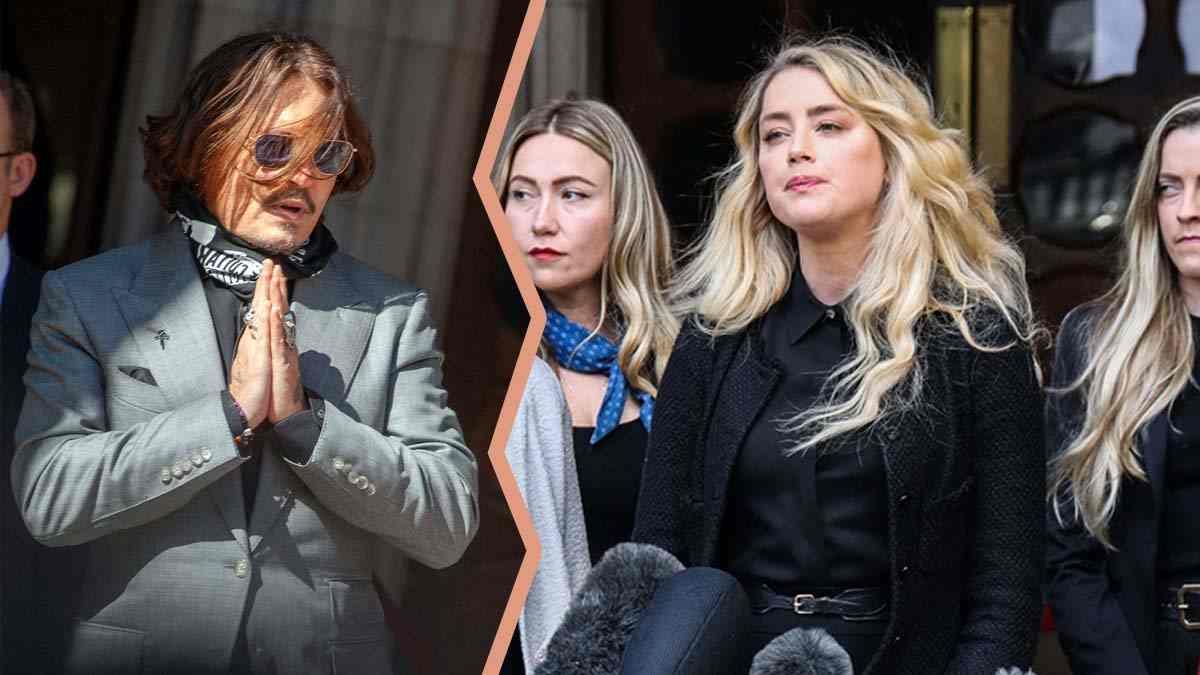 Amber Heard et Johnny Depp : de retour au tribunal... Les détails