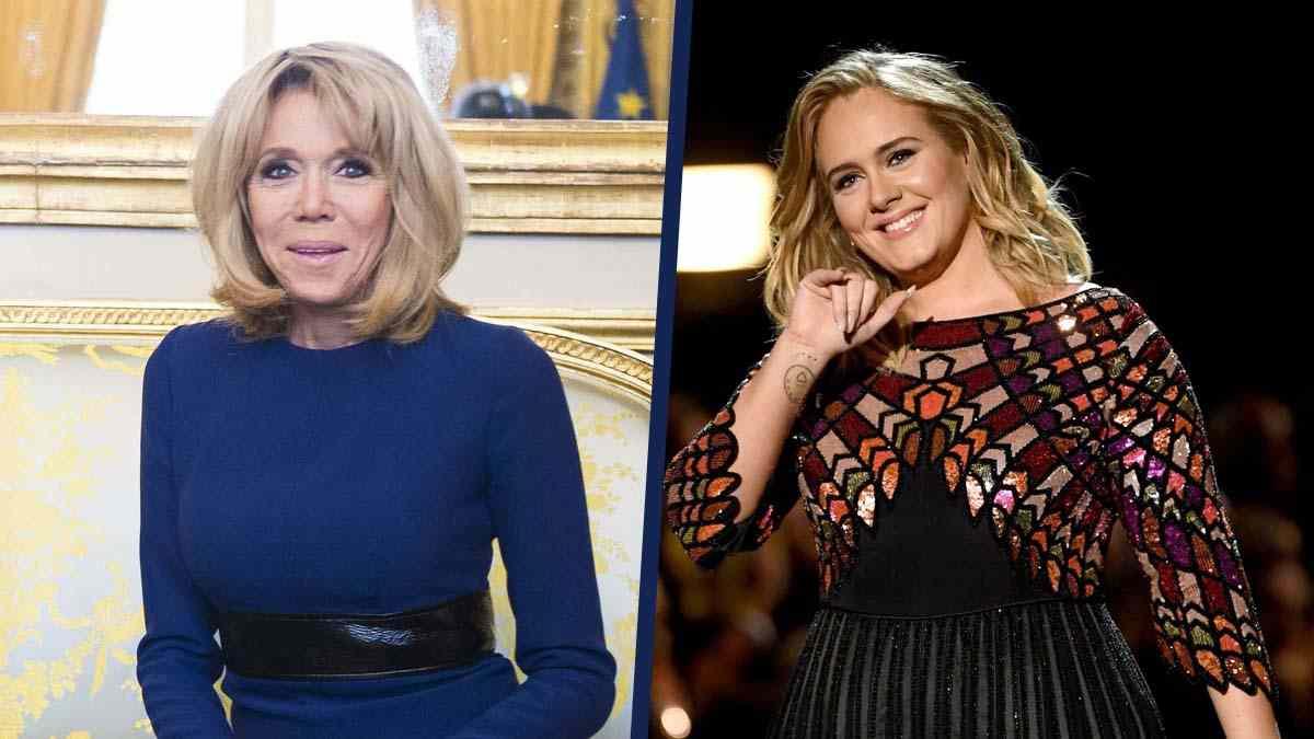 Brigitte Macron Adele : gros plan sur leurs incroyables métamorphoses.