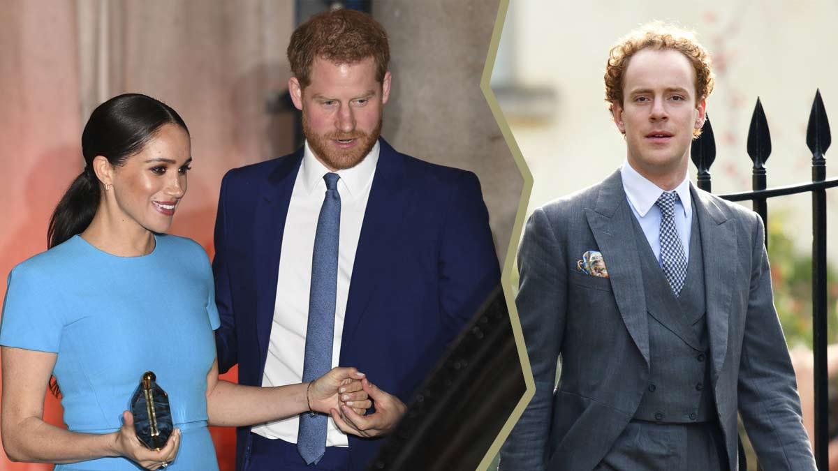 Comment Meghan Markle a détruit la précieuse amitié entre le Prince Harry et Skippy ?