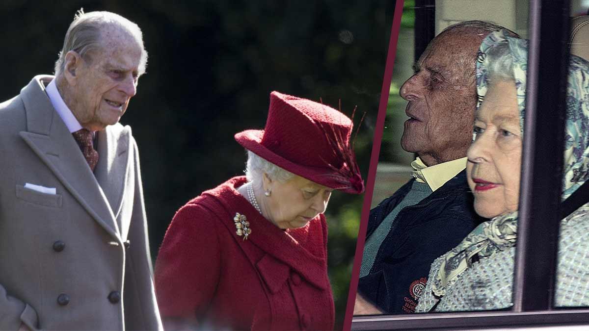Elizabeth II et le prince Philip : ces vacances à Balmoral qui virent au cauchemar .