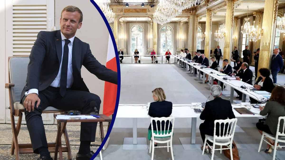 Emmanuel Macron sermonne ses ministres :