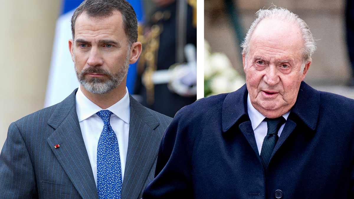 Juan Carlos banni à jamais d'Espagne par son fils le roi Felipe VI