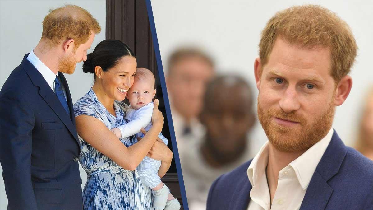 Le prince Harry fous d'inquiétudes : son fils Archie est en danger.