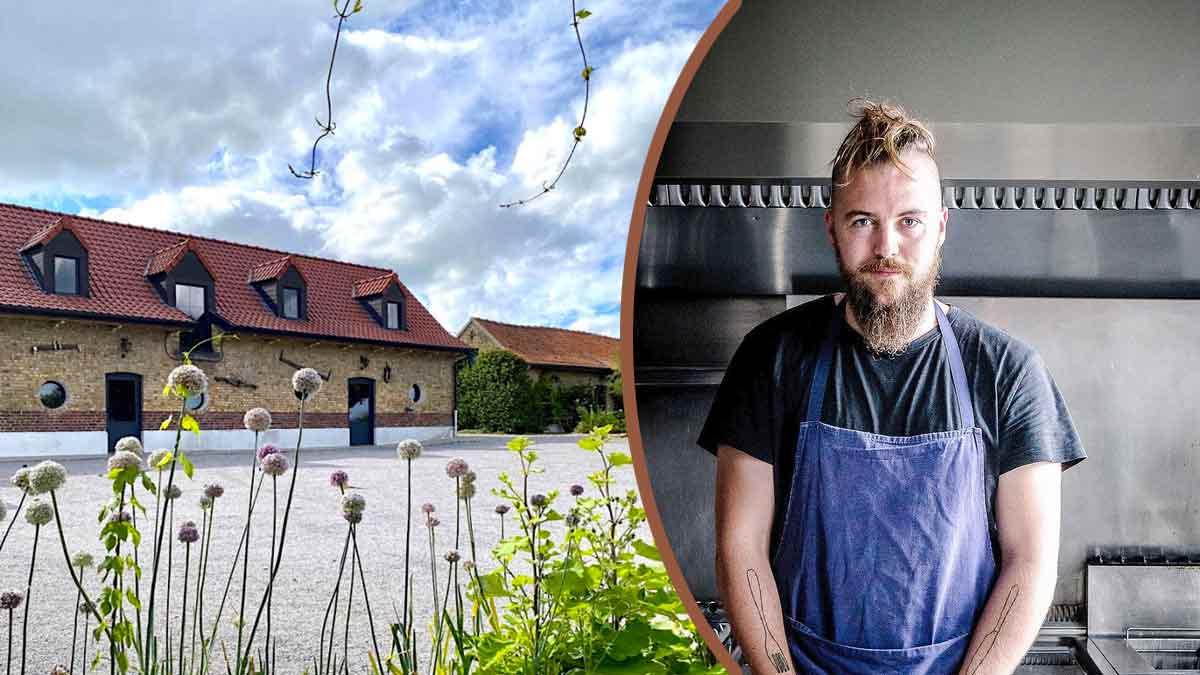 Mauvaise nouvelle pour Florent Ladeyn (Top Chef) : son auberge a pris feu!