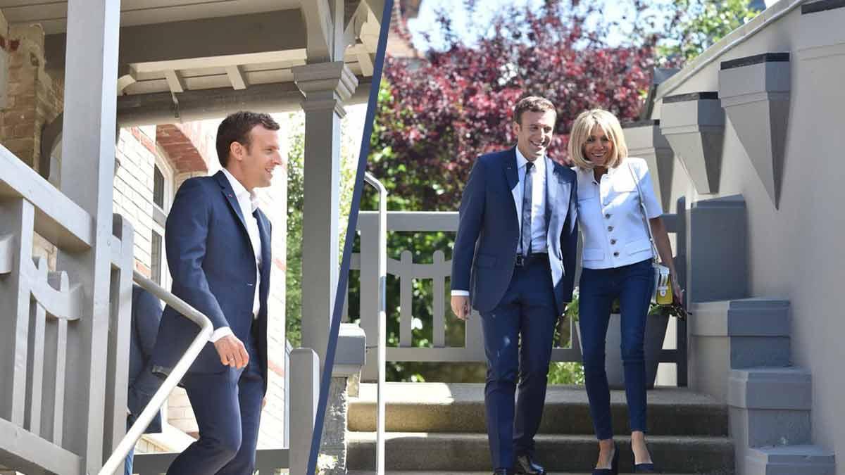 Brigitte et Emmanuel Macron prennent leur revanche !