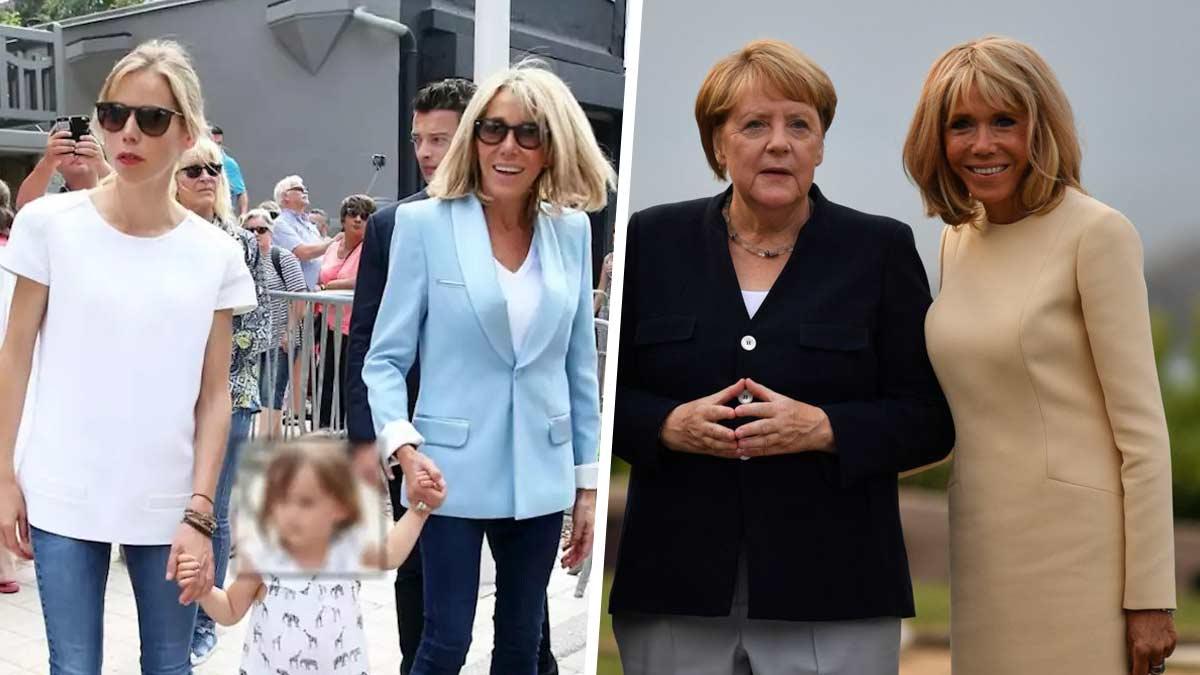 Brigitte Macron : cette activité qui l'a beaucoup émerveillée pendant ses vacances au Fort !