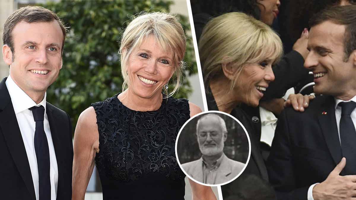 Brigitte Macron : cette étrange disparition du père de ses enfants.