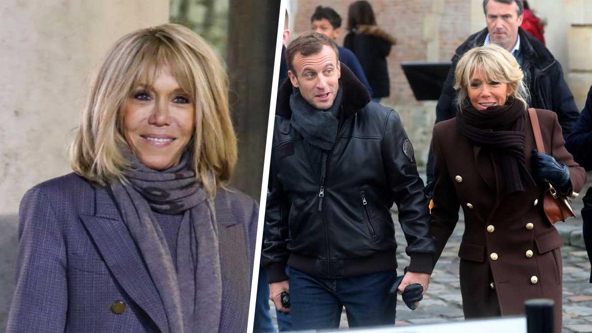 Brigitte Macron : cette rencontre secrète avec une personnalité très connue !