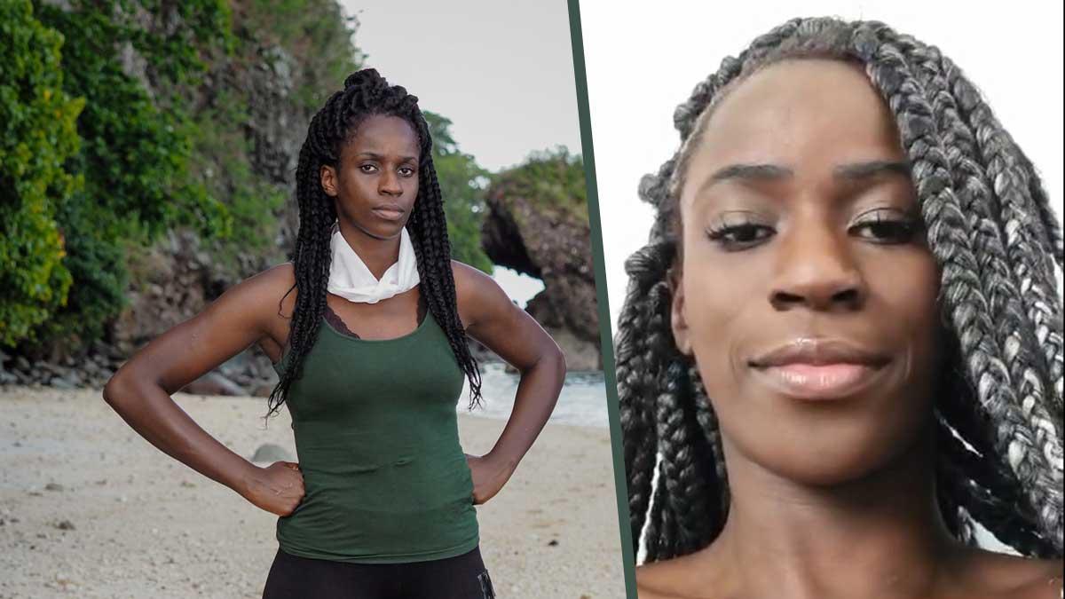 Hadja (Koh-Lanta Les 4 Terres): violemment critiquée par les internautes elle répond cash.