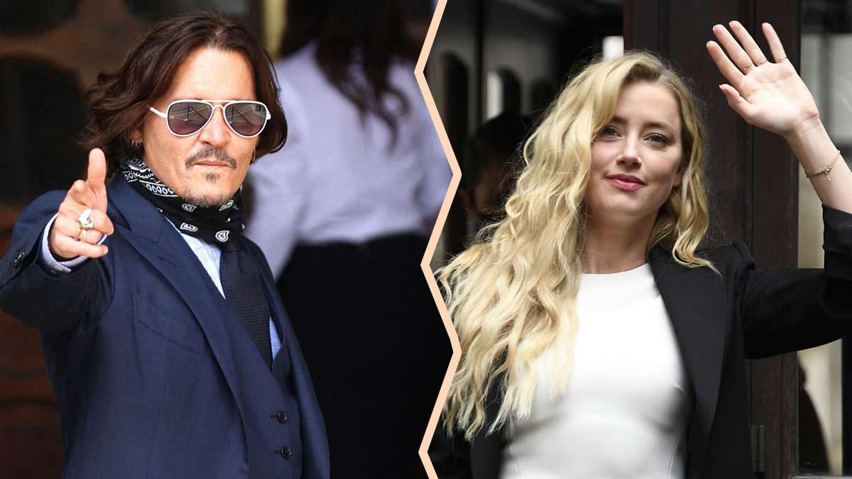 Johnny Depp et Amber Heard continuent à se déchirer violemment sur la place publique !