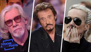 Johnny Hallyday : ce geste frappant qu'a fait Laeticia Hallyday le jour du décès du rockeur !