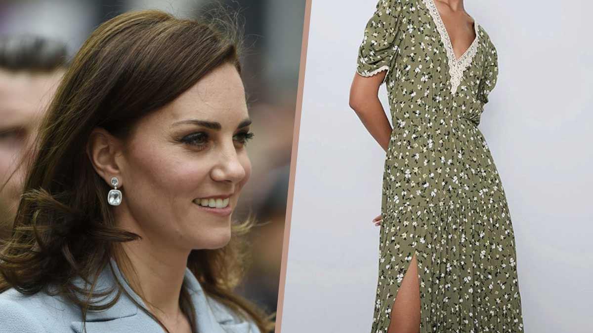 Kate Middleton : cette nouvelle robe Zara qui fait ravage à un prix imbattable ! Toutes les filles la veulent !