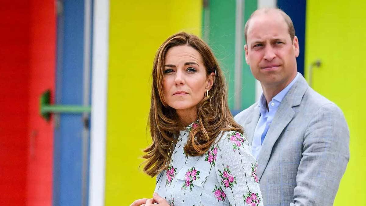 Kate Middleton et le prince William : cette terrifiante découverte dans leur jardin…