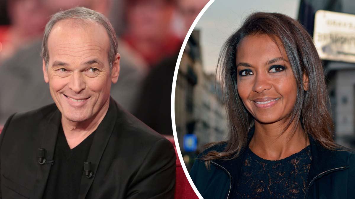 Laurent Baffie balance du lourd sur Karine Le Marchand !