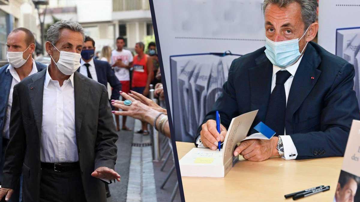 Nicolas Sarkozy: toujours aussi populaire, l'ancien président a fait craquer une jeune fille!