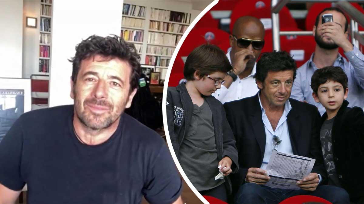 Patrick Bruel : éloigné de ses fils le chanteur se confie sur sa lourde peine.